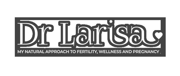 DR LARISA CORDA logo