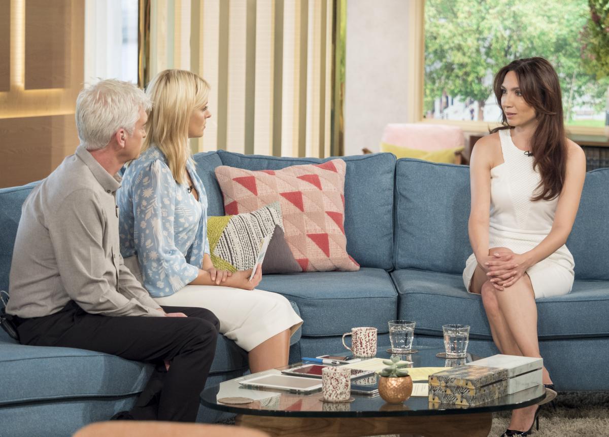 'This Morning' TV show, London, UK - 29 Jun 2016